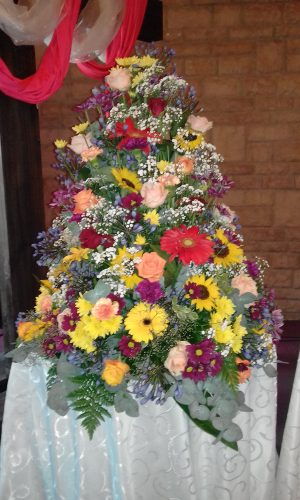 Church Bouquets