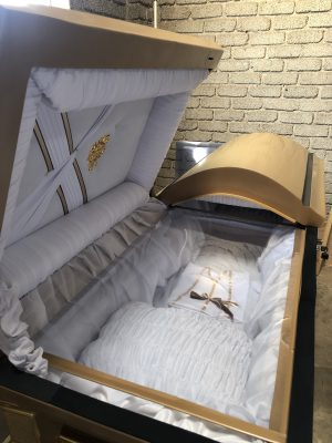 Steel Casket (Gold)